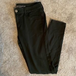 AE Super Stretch Knit Jegging - 10L